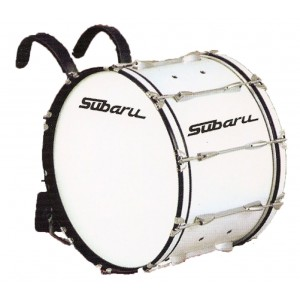 tenor drum 15x11 6 lugs white with sling beater toko musik jakarta. Black Bedroom Furniture Sets. Home Design Ideas
