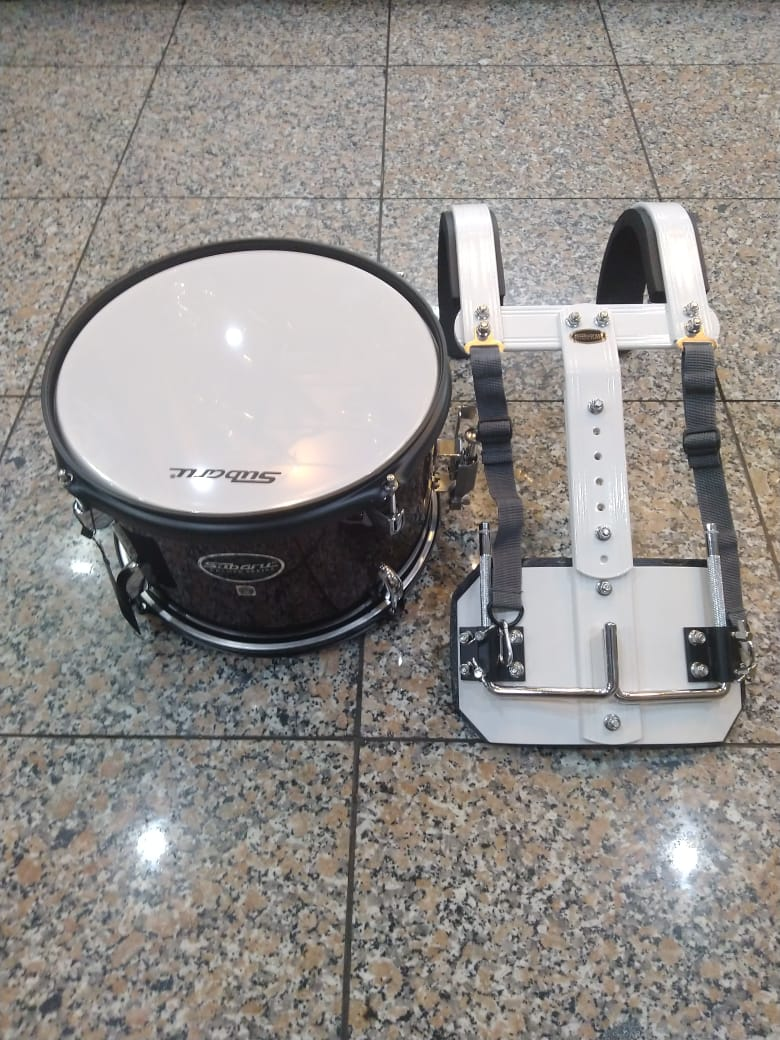 marching snare drum classic 12x8 with carrier toko musik jakarta. Black Bedroom Furniture Sets. Home Design Ideas